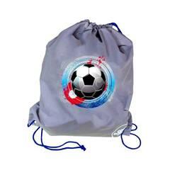 Tinka gympose av ekstra lyssterk refleks ‑ Fotball