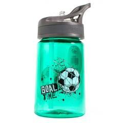Tinka drikkeflaske ‑ Grønn med fotball 350ml