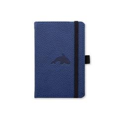 Dingbats* Wildlife A6+ Blue Whale Notatbok ‑ Linjert