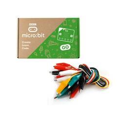 BBC Microbit GO V2 Kombi‑pakke